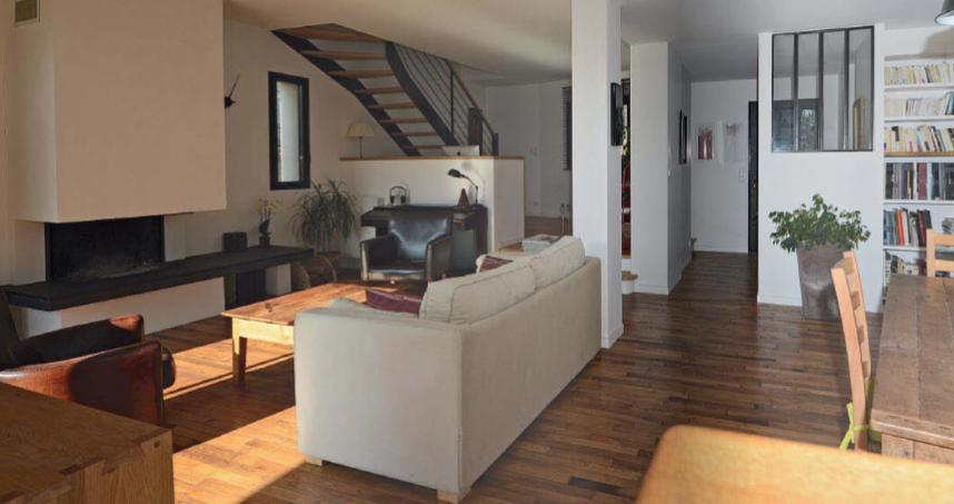 petite maison ville r sidence charme la maison cologique. Black Bedroom Furniture Sets. Home Design Ideas