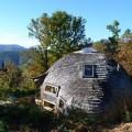 Sphère de bois