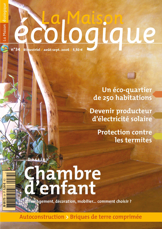 Couv 34 la maison cologique - La maison ecologique ...