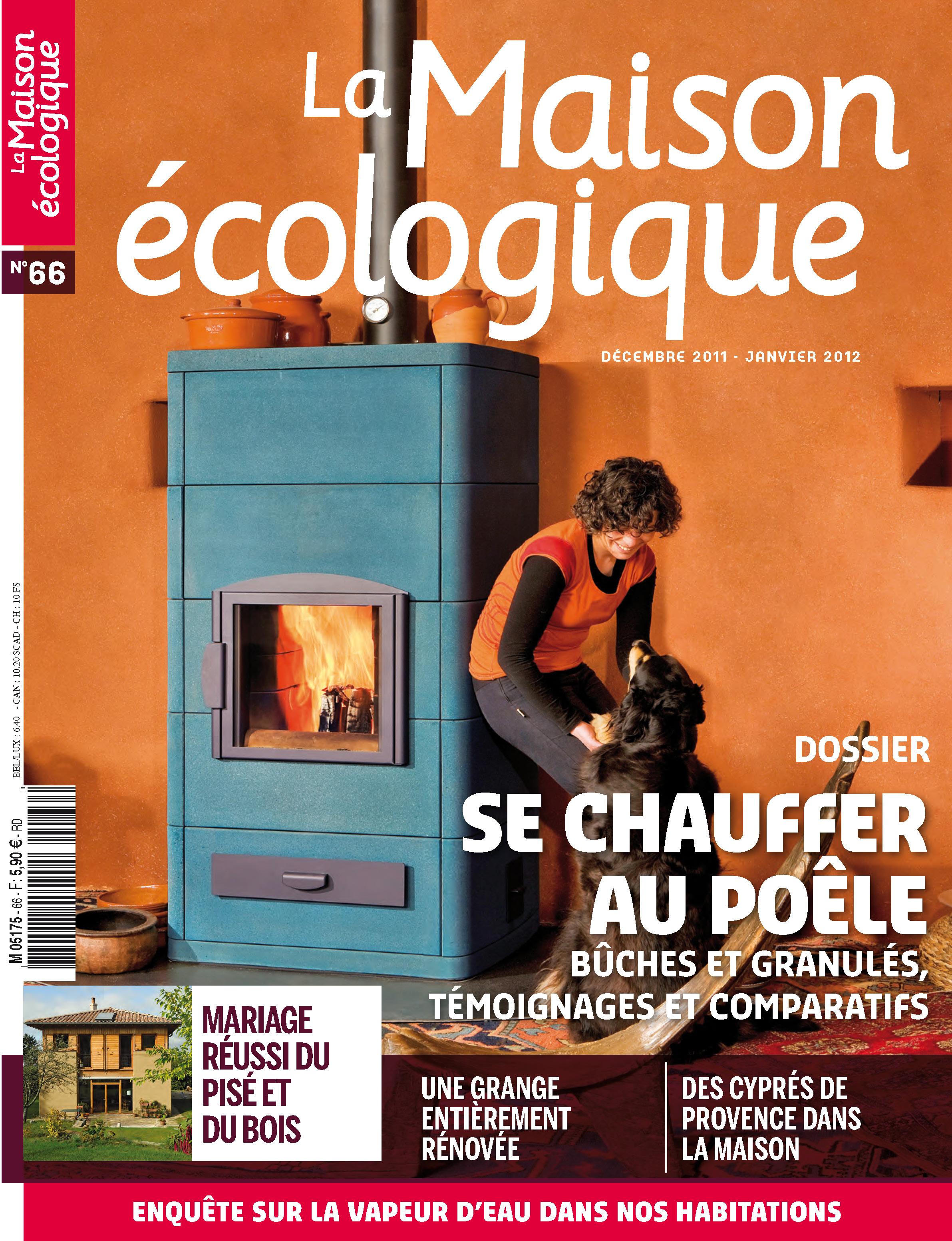 Couv66 la maison cologique - La maison ecologique ...