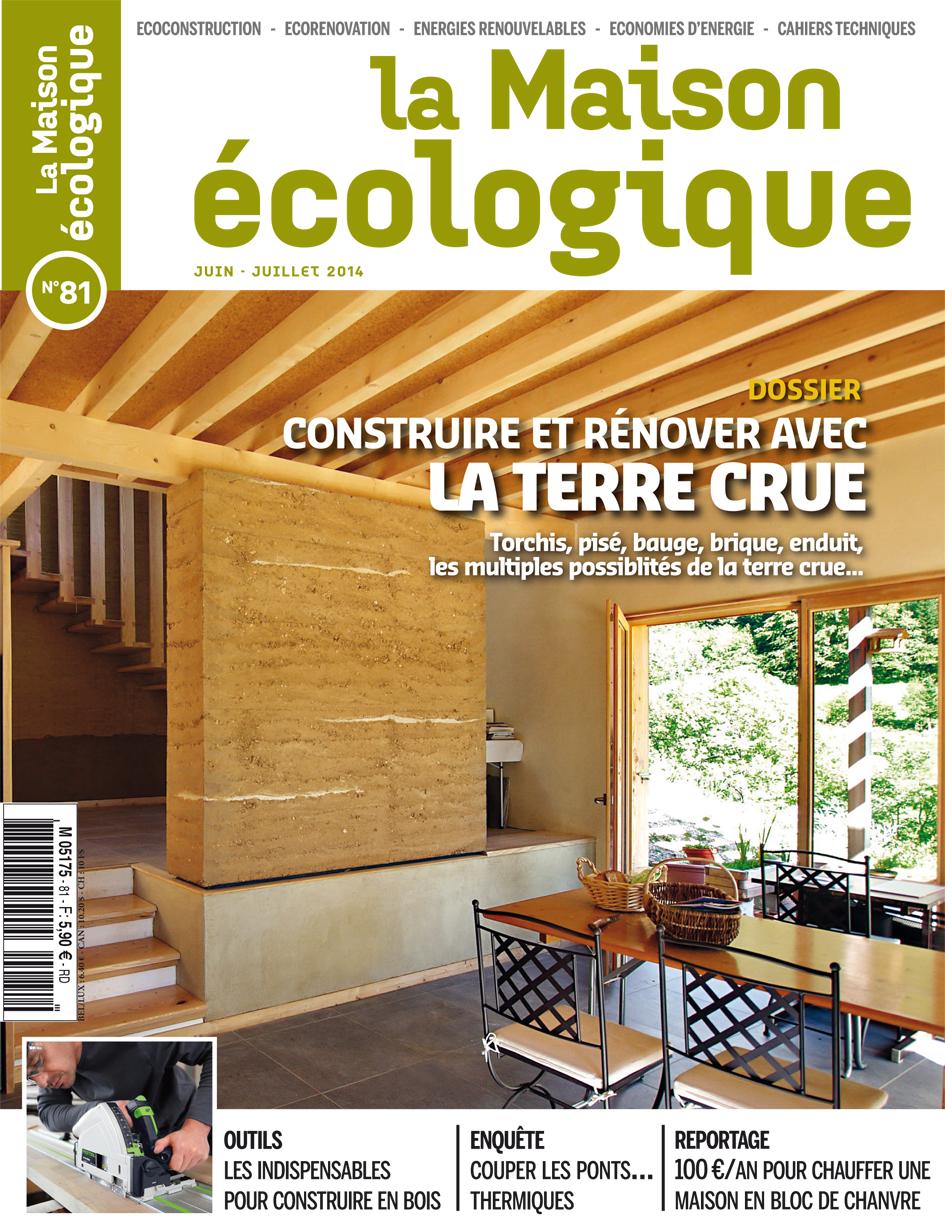 Couv81ptite la maison cologique - La maison ecologique ...