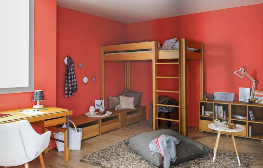 Chambres d 39 enfants cologiques durables et volutives la maison colog - Chambre enfant ecologique ...