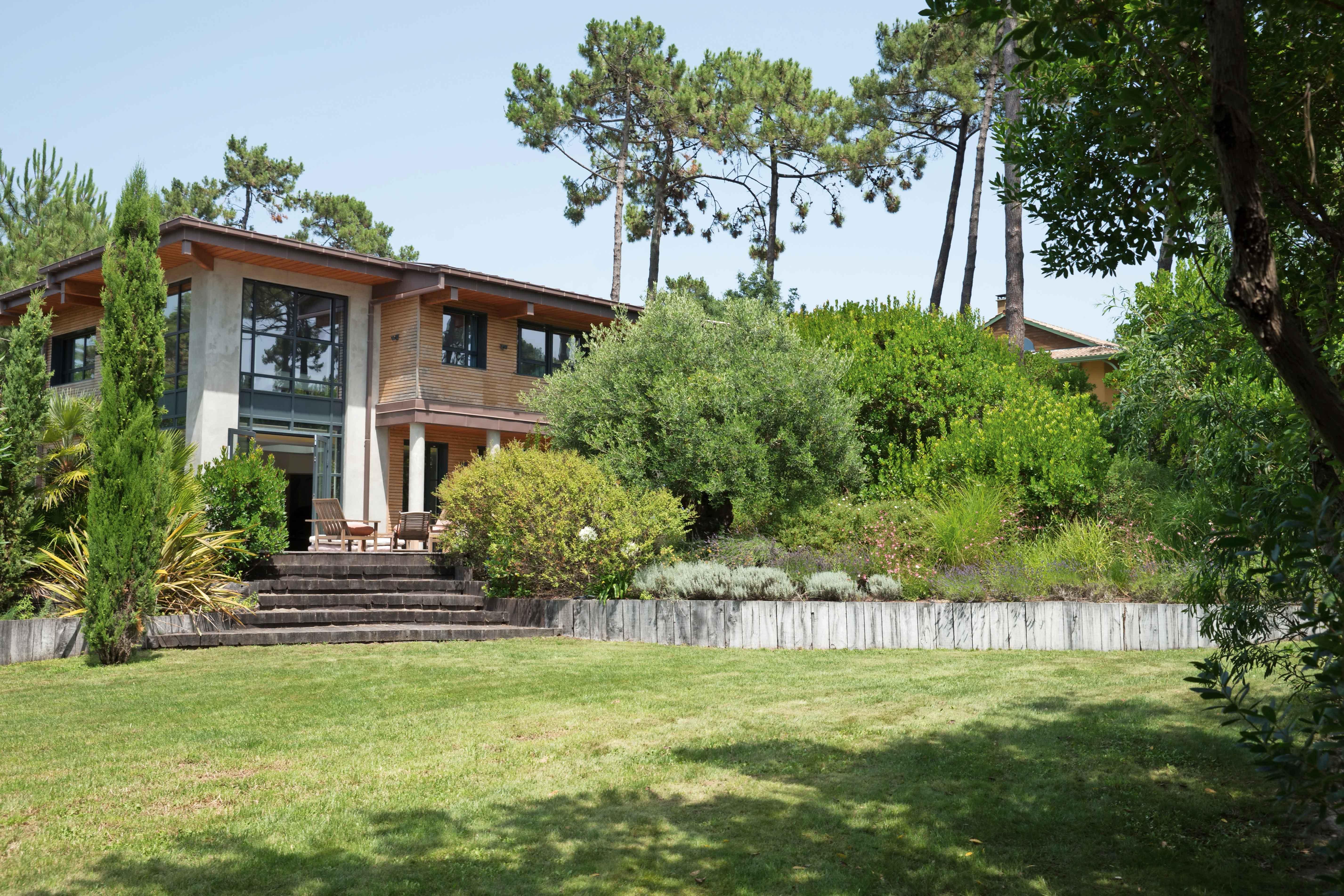 Maison d 39 archi la maison cologique - Maison ecologique architecte vetsche ...