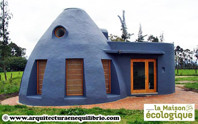 Ecodome Colombie - architecte Jose Vallejo Cabal