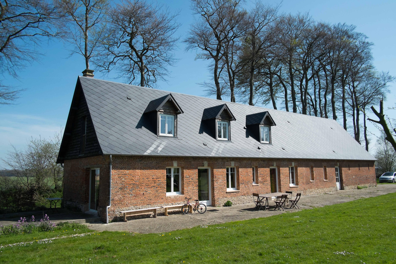 Maison ecologique normandie for Maison ecologique