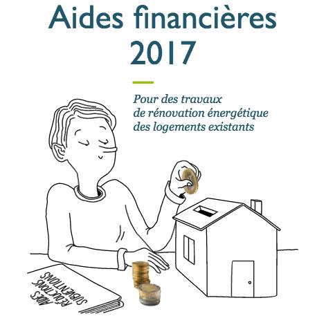 Aides financières habitat 2017