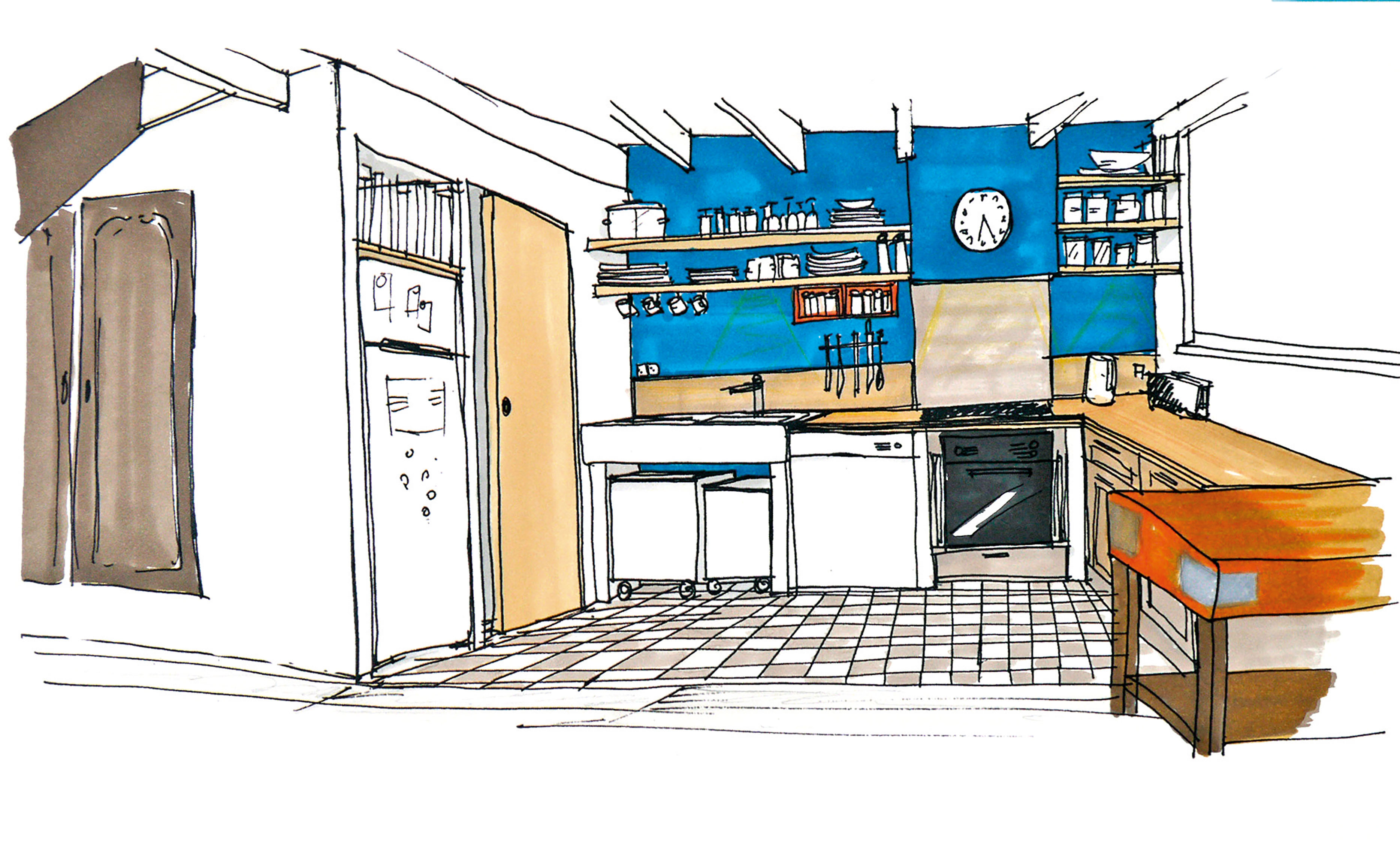 Hors s rie n 7 les cuisines cologiques la maison for Agencement cuisine en ligne