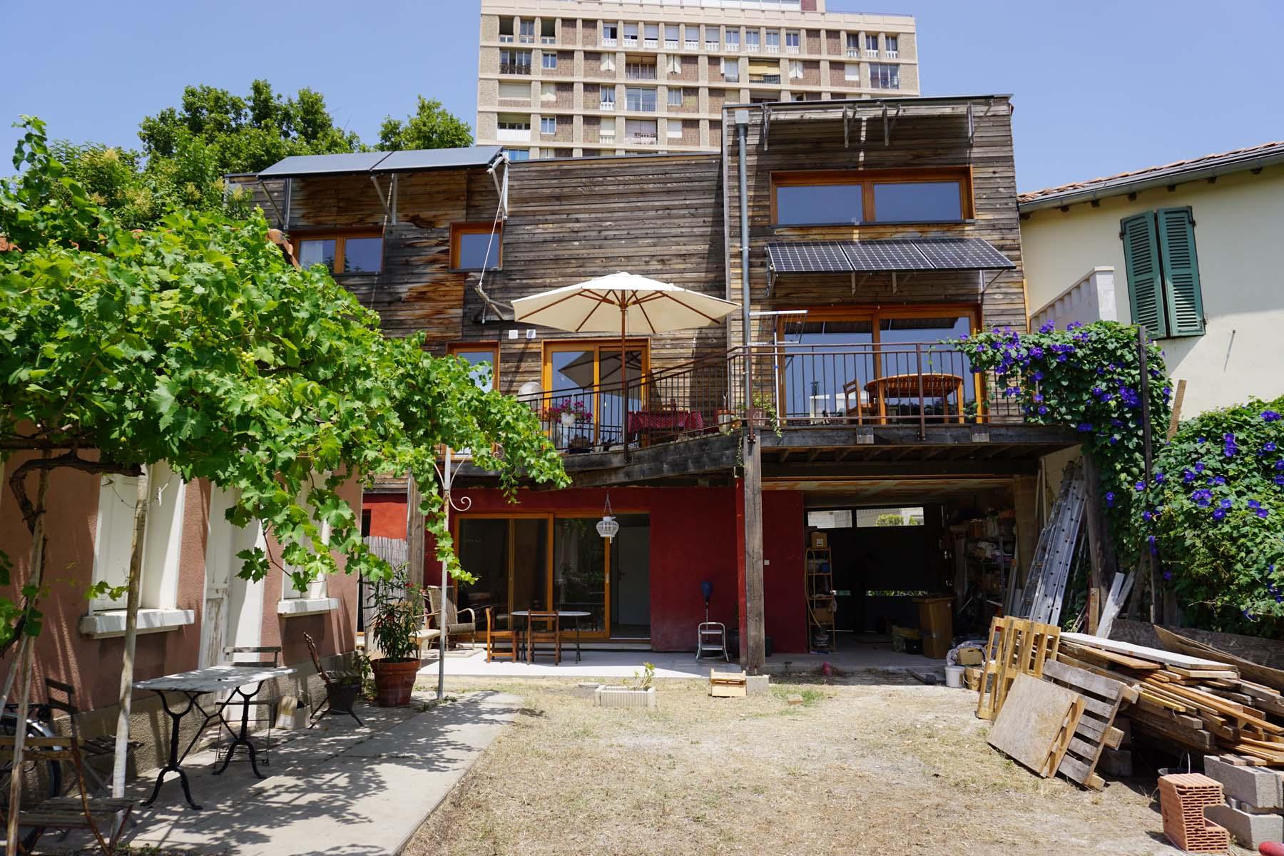 maison bioclimatique à Avignon