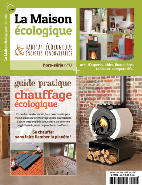 guide pratique du chauffage cologique magazine la maison cologique. Black Bedroom Furniture Sets. Home Design Ideas