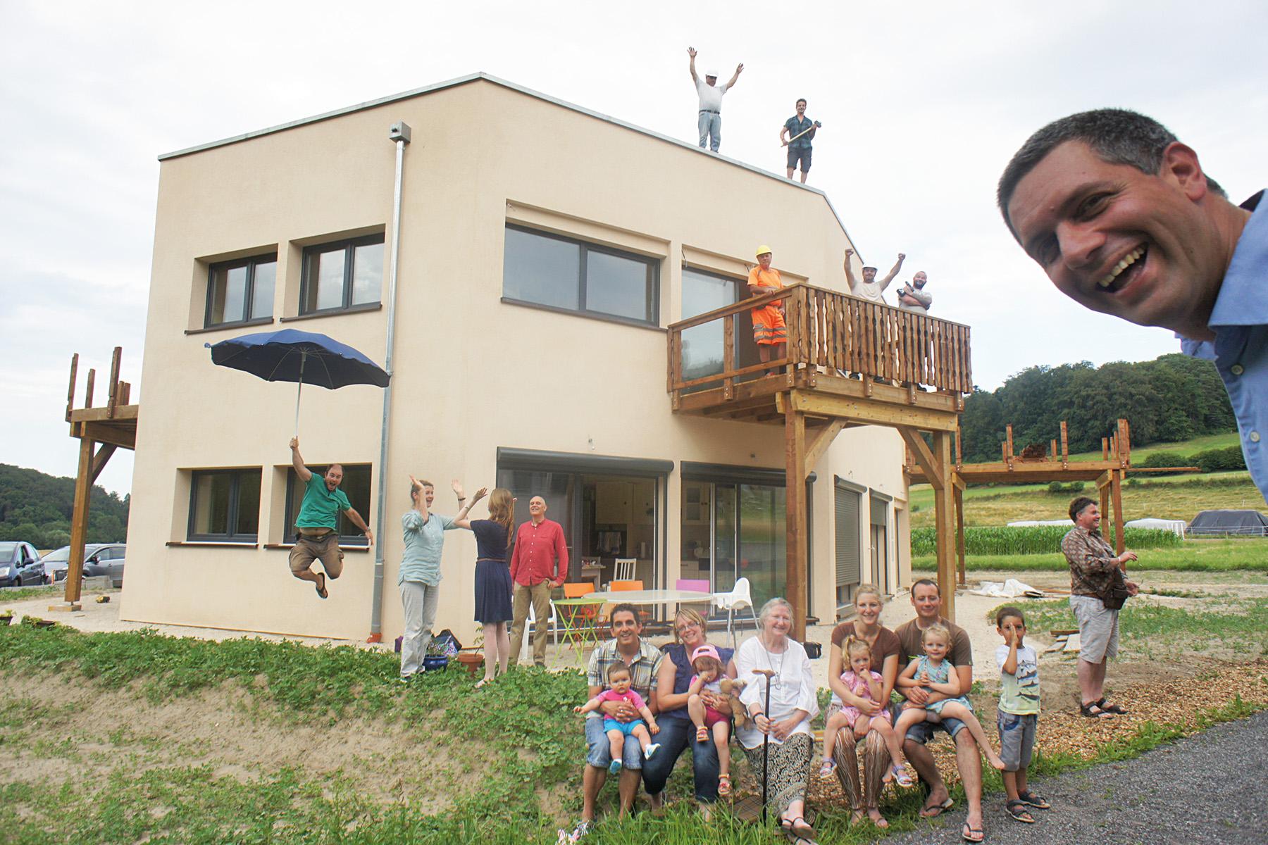 habitat groupé en Suisse