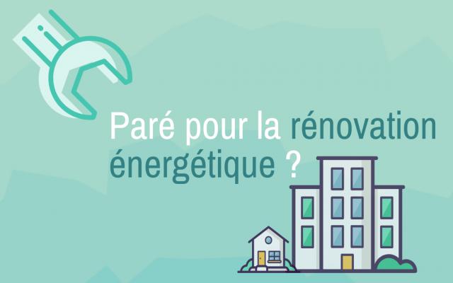 infographie rénovation énergétique