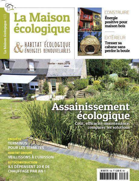 assainissement naturel couverture la maison ecologique