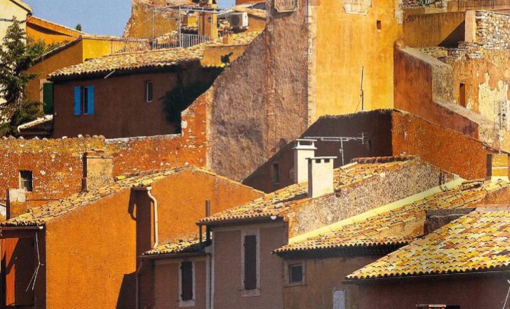 les ocres du Roussillon