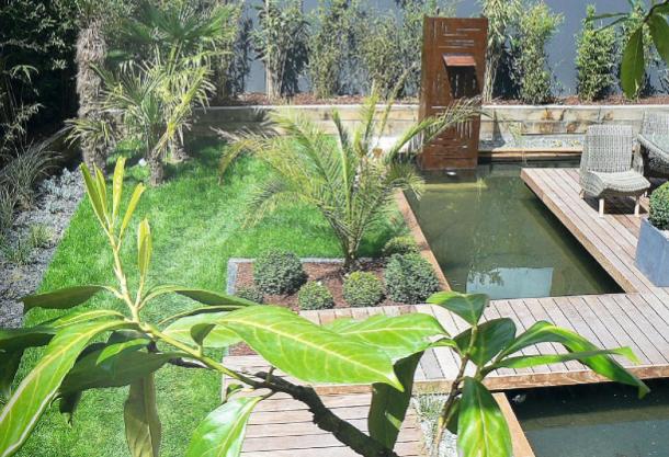 bassin de baignade écologique