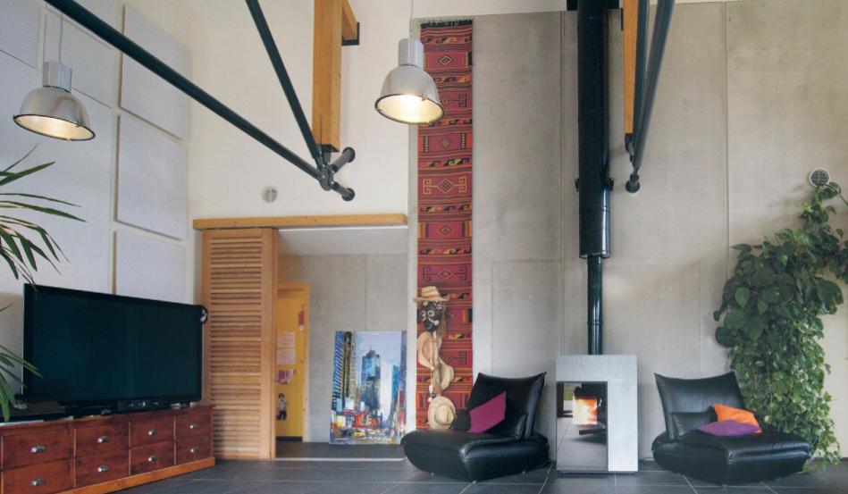 maison bois basse énergie