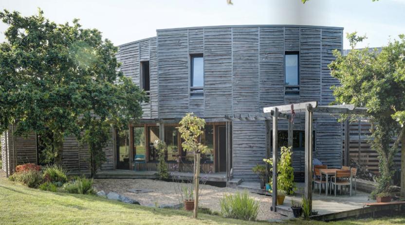 maison bois essence régionales