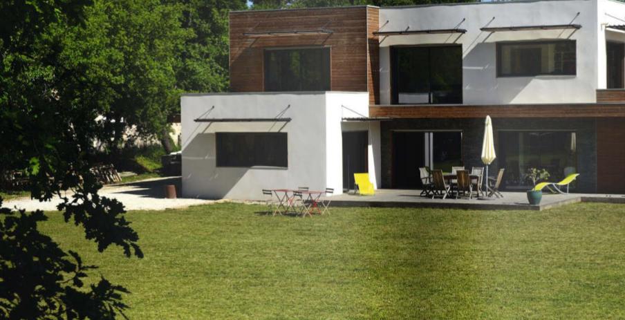 maison bois bioclimatique standard qualité moindre coût