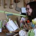 outils du peintre