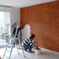 travaux de peinture