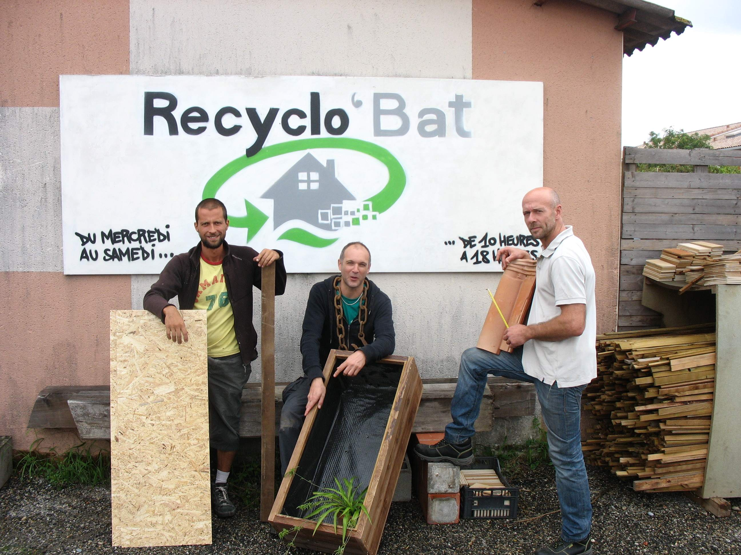 recyclo'bat