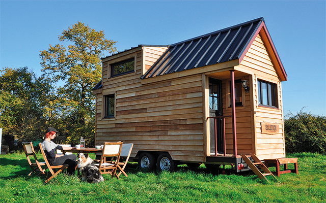Tiny House mini-maison
