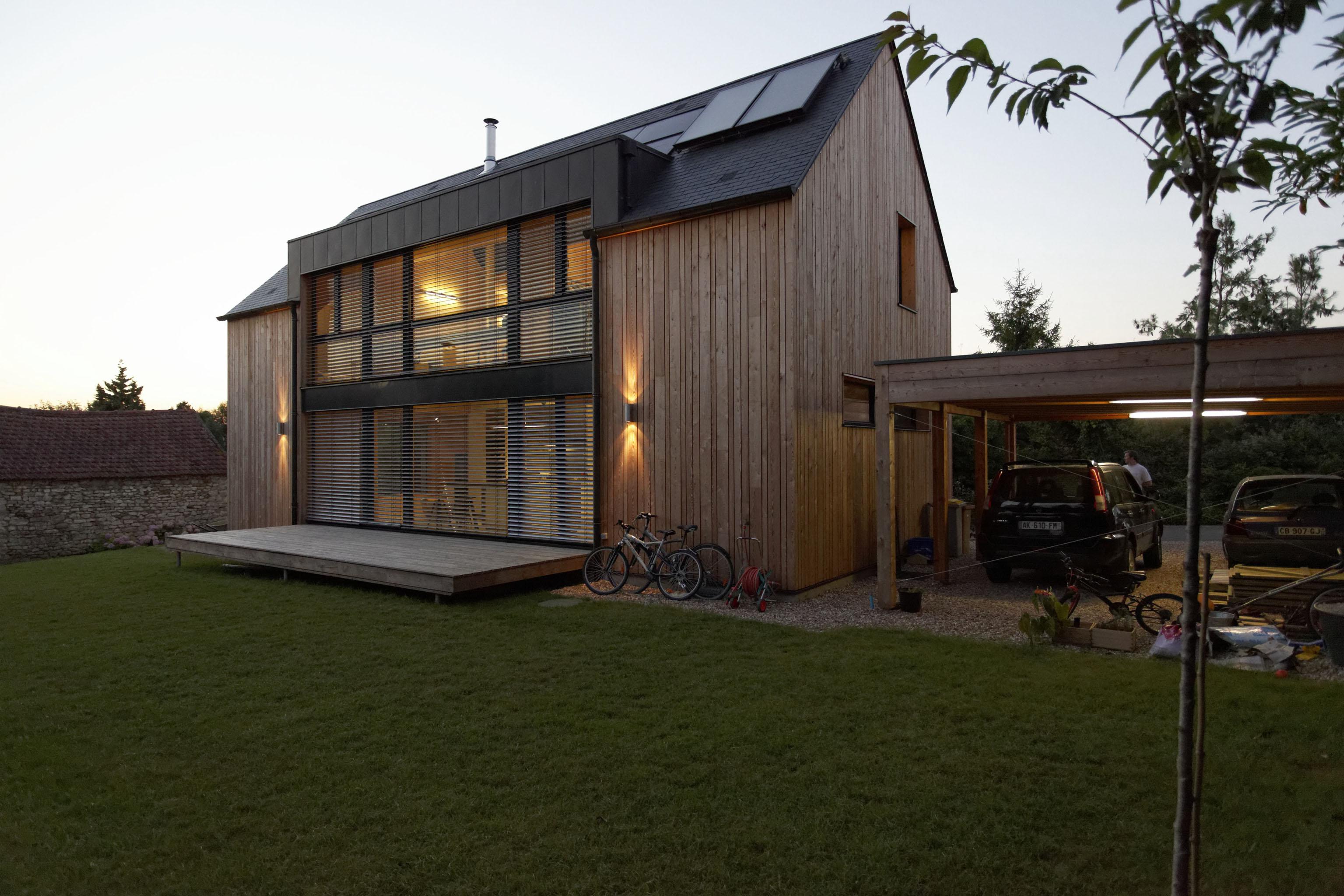La Maison du 21e siècle
