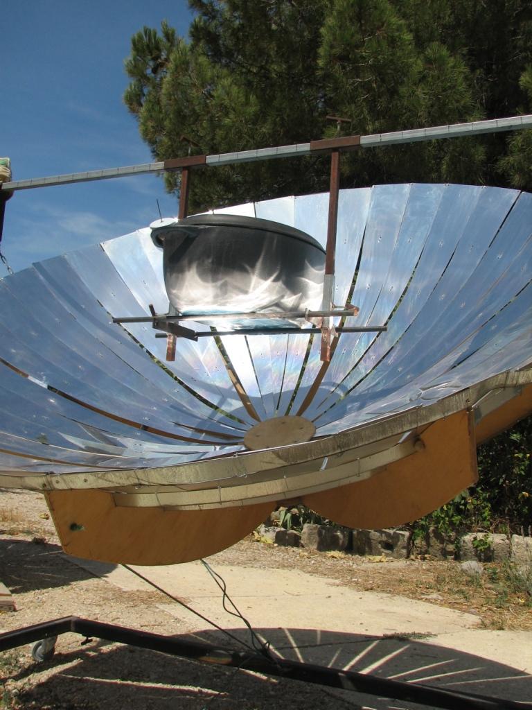 cuiseurs solaires à fabriquer
