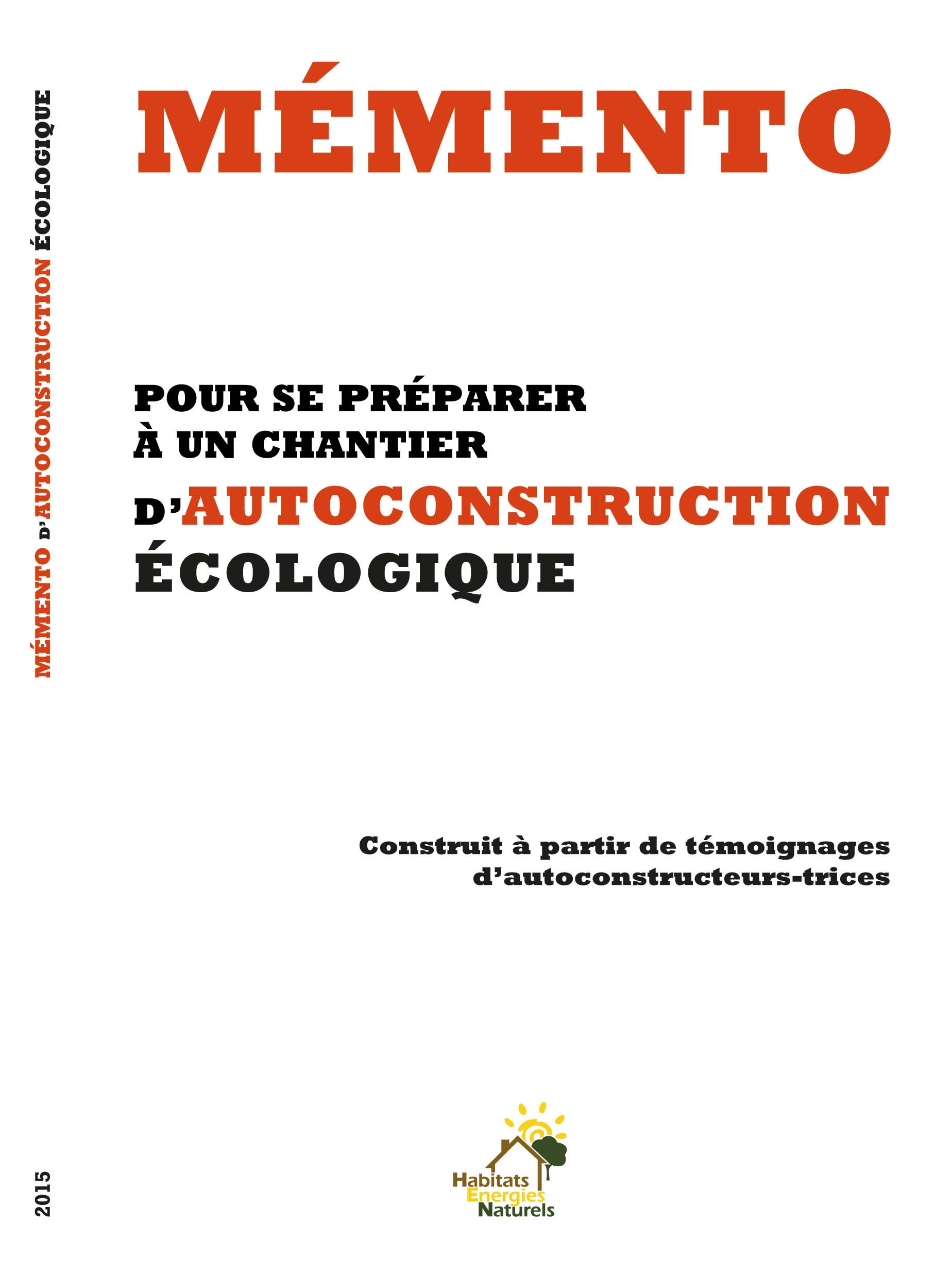 memento autoconstruction