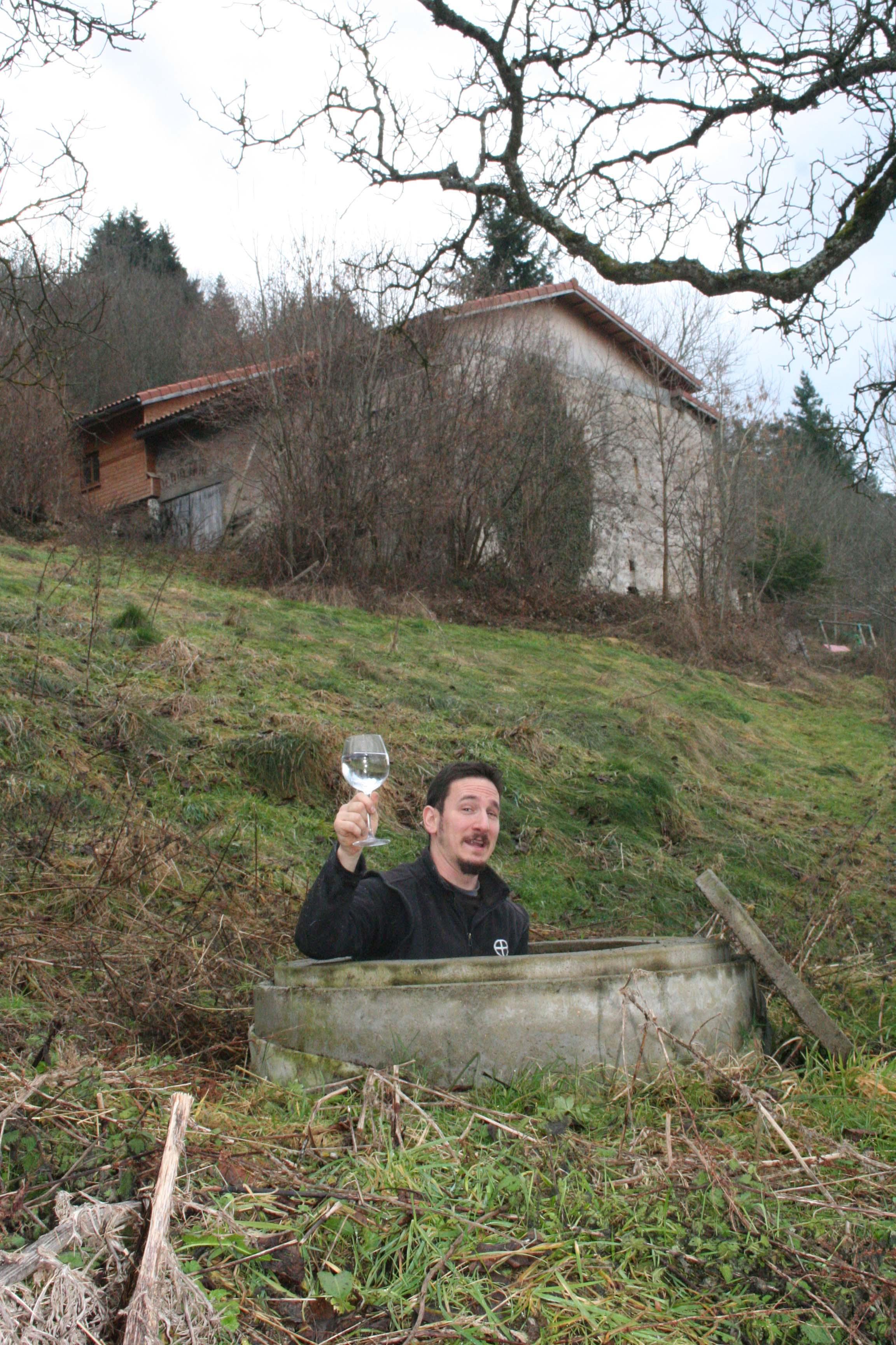 eau de puits