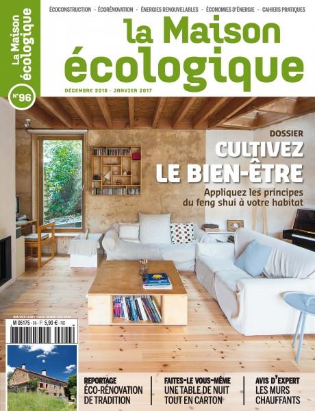 La Maison écologique n°96