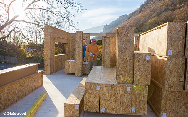 construction écologique en kit