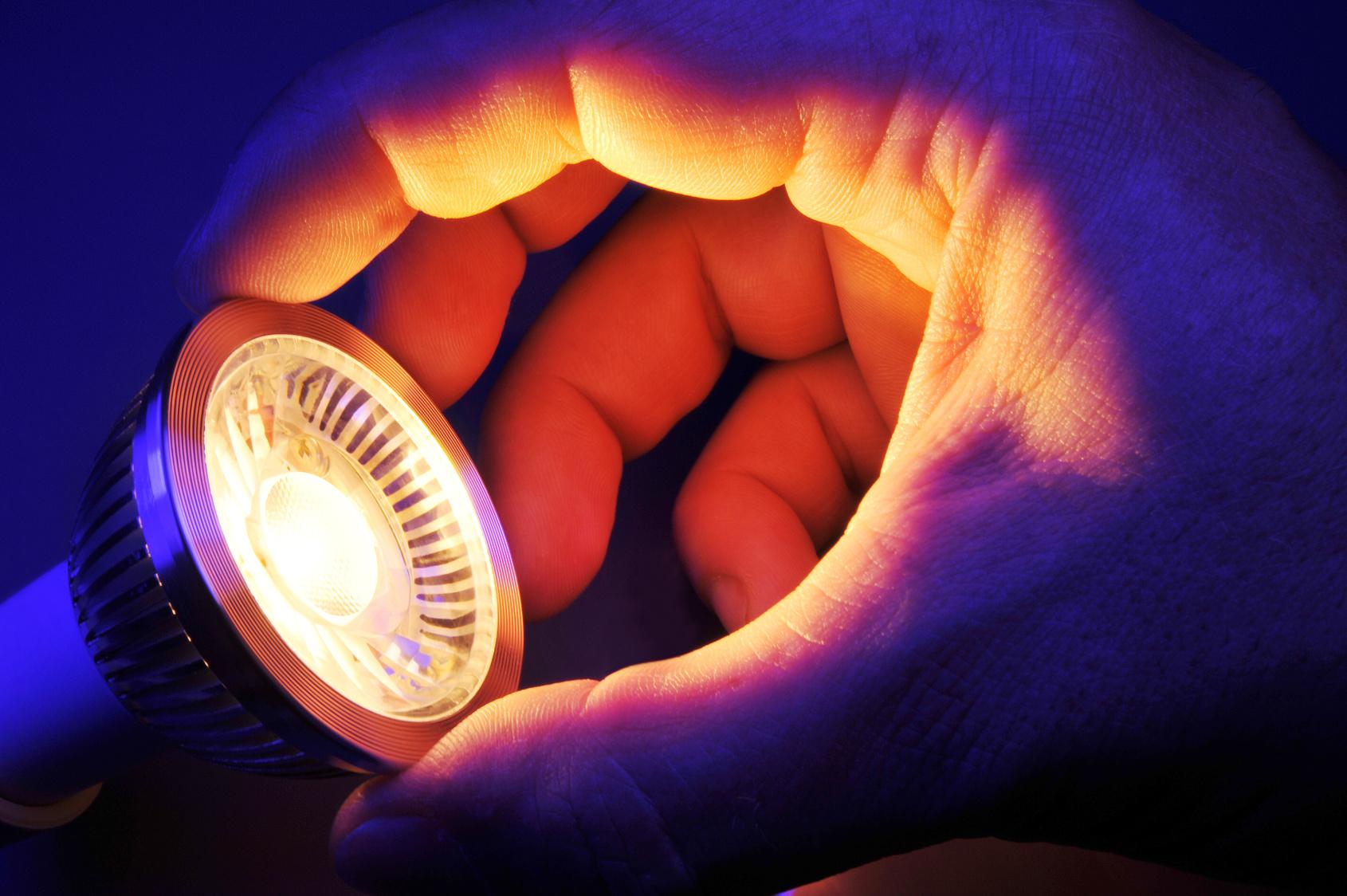 L'éclairage à diodes électroluminescentes (LED)