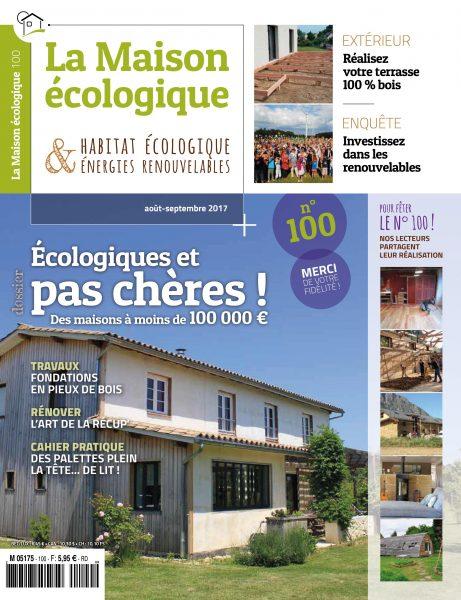 Magazine La Maison écologique n°100