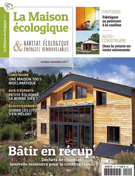 Magazine La Maison écologique n°101