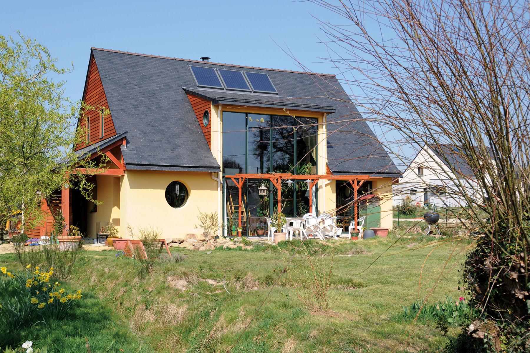 solaire bioclimatisme