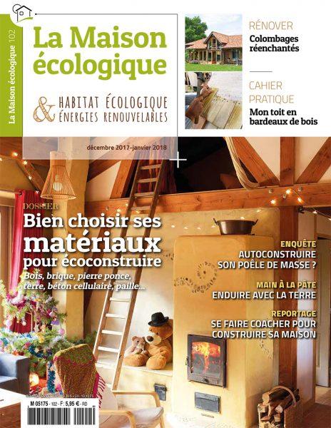 Magazine La Maison écologique n°102
