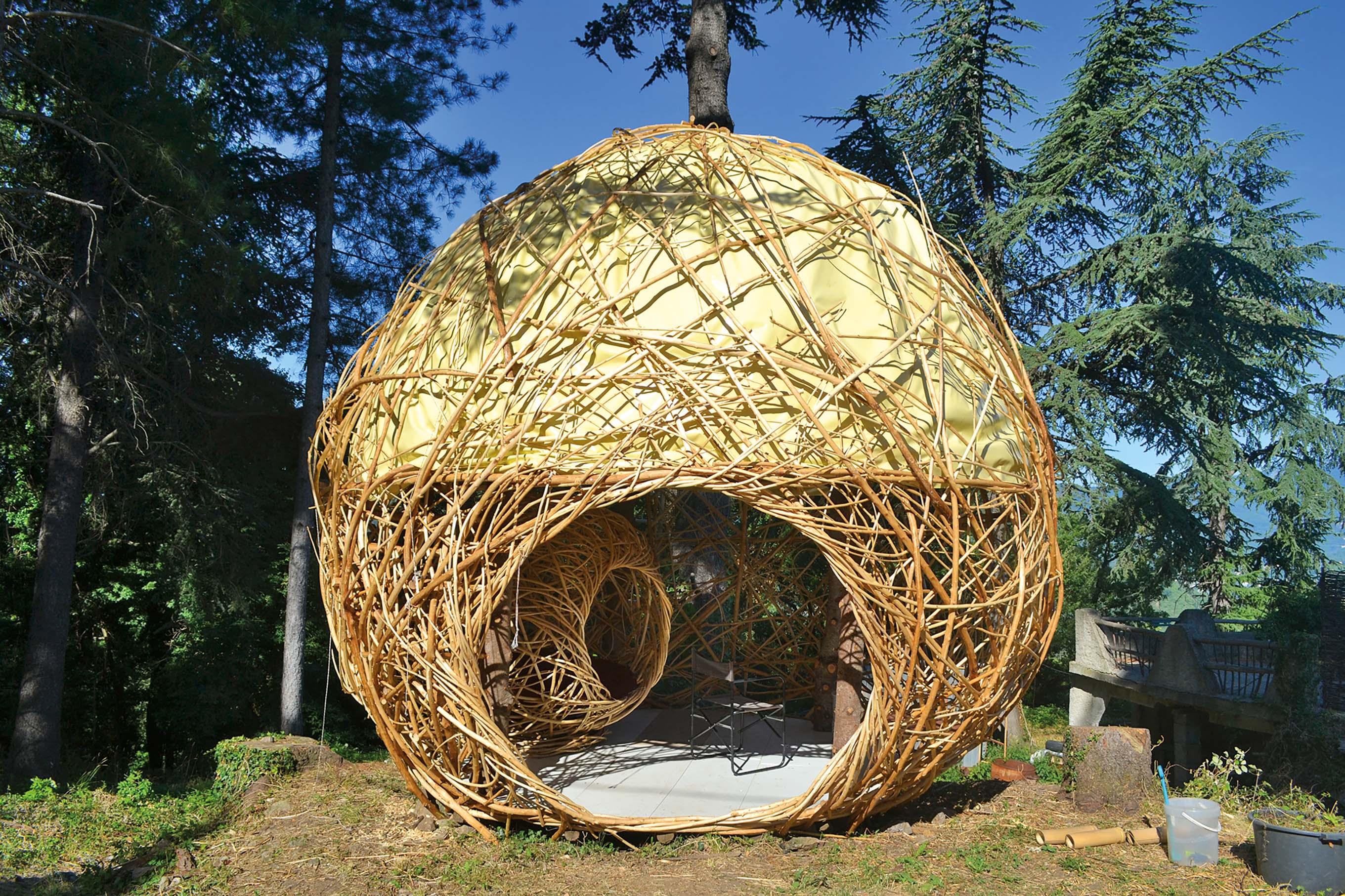 cabane boule