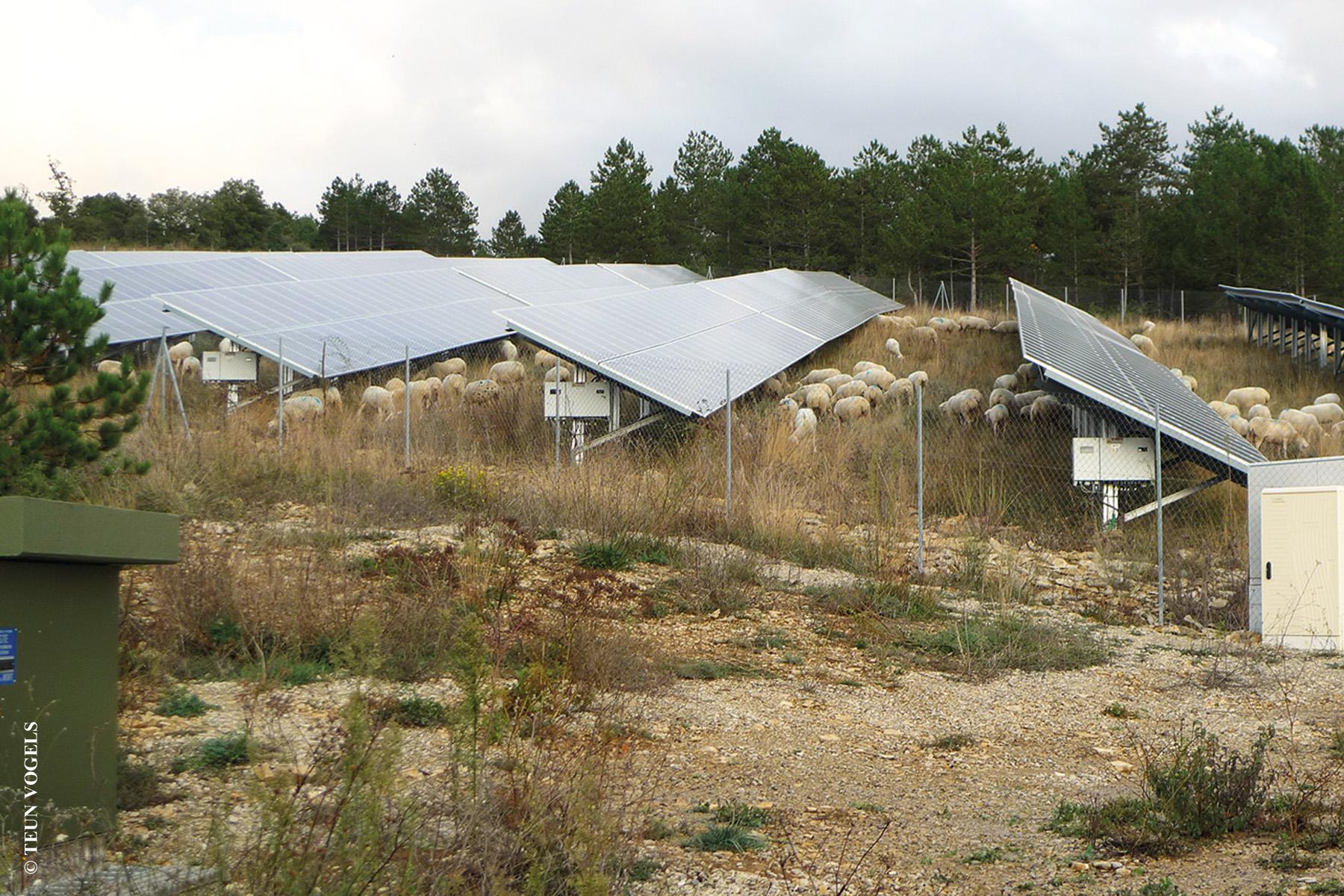 un village producteur de son électricité