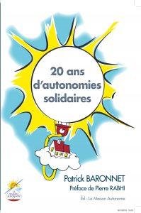 20 ans d'autonomies solidaires