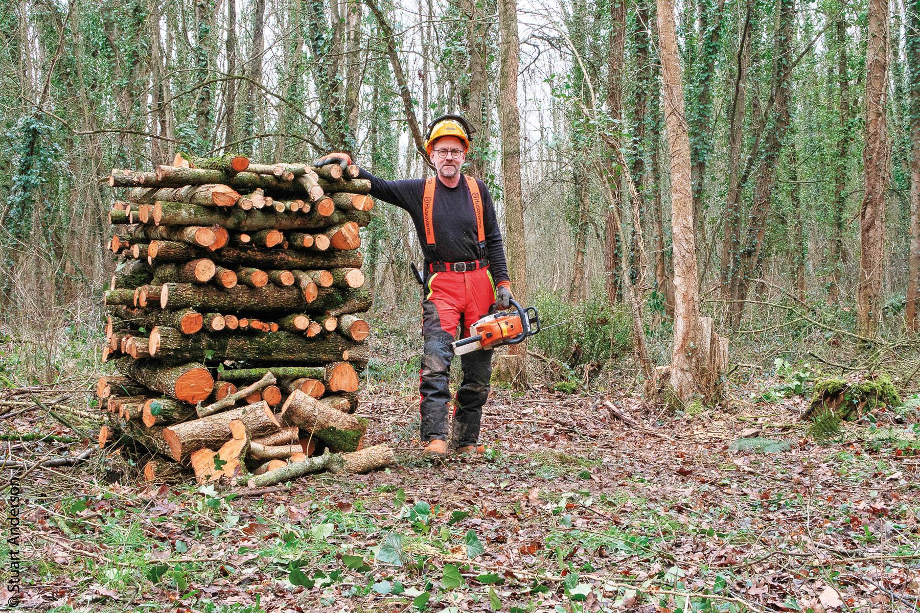 Gérer un petit bois