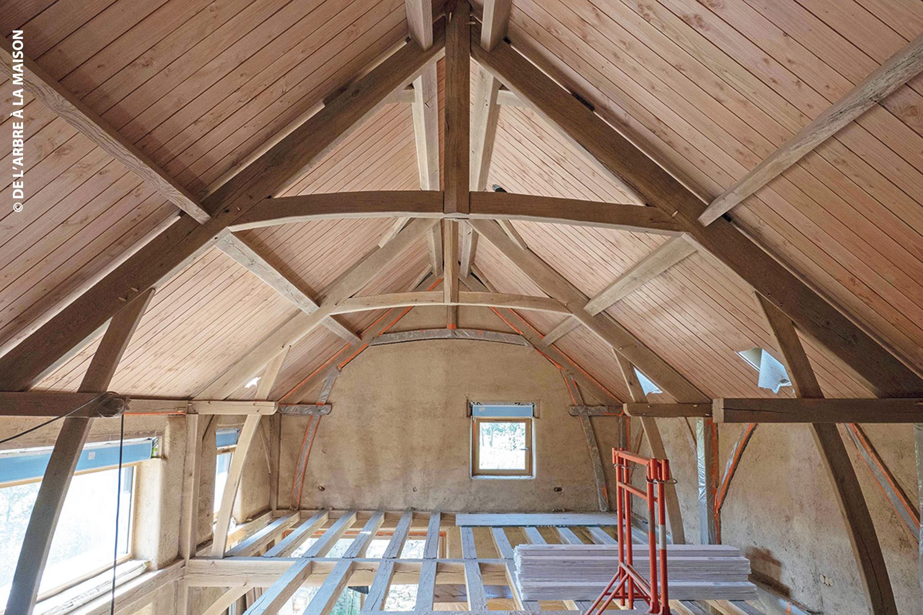 systemes constructifs en bois